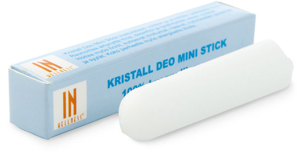 Crystal Deo ministick